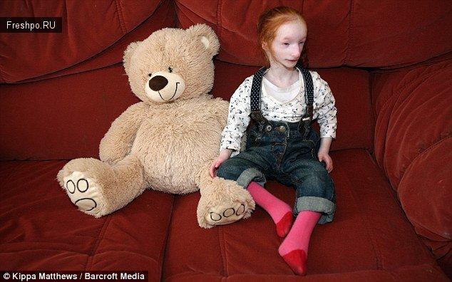 Самая маленькая в мире девочка - Шарлотта Гарсайд