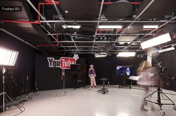 Офис YouTube в Лондоне
