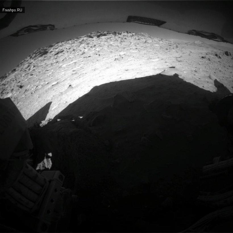 Есть ли жизнь на Марсе или базы инопланетян, которые обнаружил марсоход.