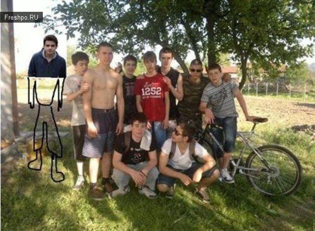 Лучше отфотошопленные фотографии интернета собранные в одном посте!