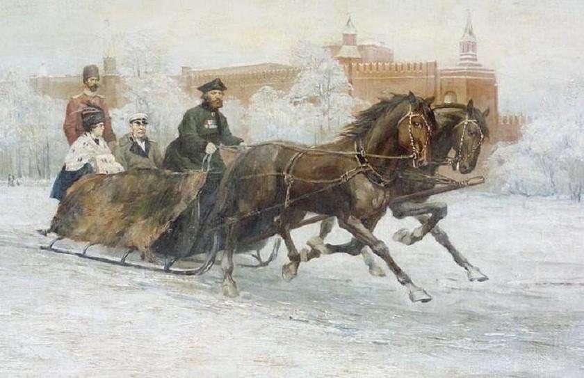Почему дорожную и зимнюю одежду шили мехом наружу?