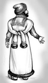 Что такое опашень или как появилось выражение «работать спустя рукава»?