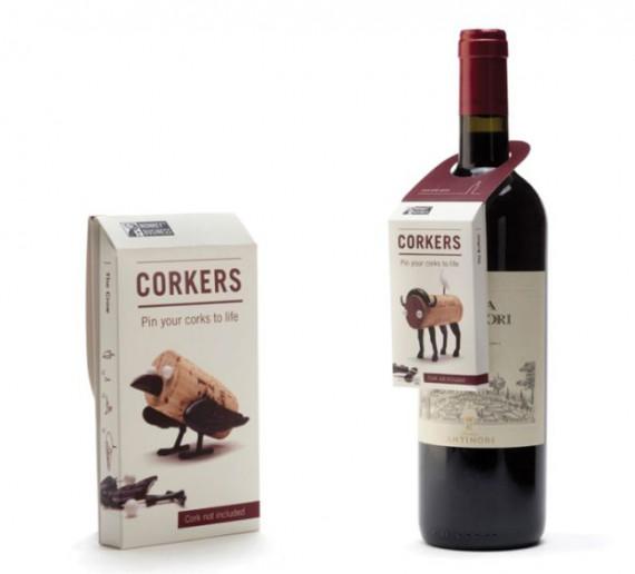 Интересный рекламный ход производителя вин