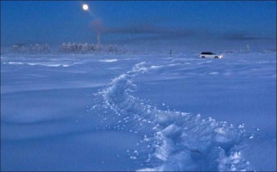 Что такое Оймякон или полюс холода!