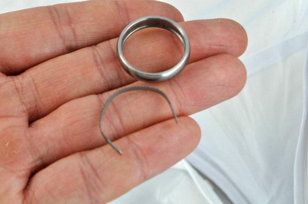 Кольцо Агента 007 с секретом - изобретения заключенных