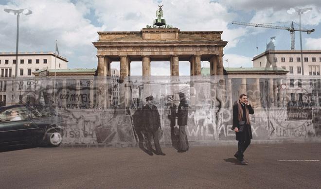 Фотографии-призраки исторических событий  - как это было тогда и сейчас