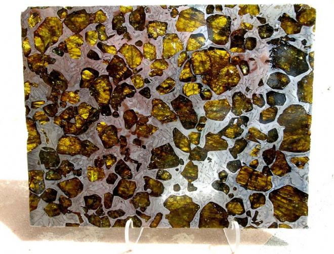 "Метеорит ""Фуканг"" возрастом 4,5 миллиарда лет - самый значимый метеорит 21 века."