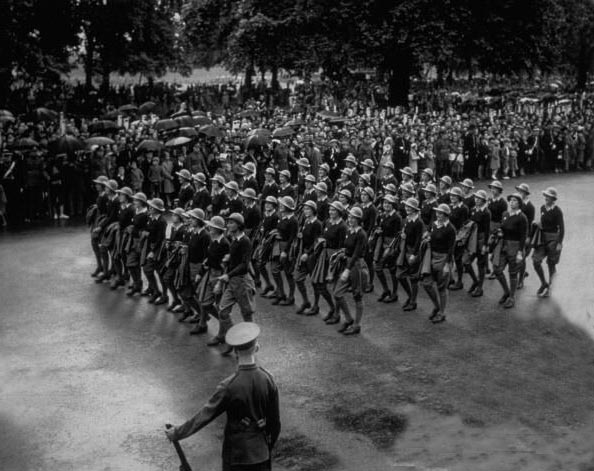 парад в Гайд-парке